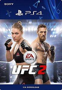 EA SPORTS UFC 2 PS4 - MÍDIA DIGITAL