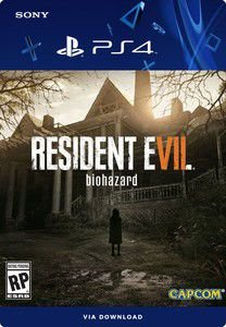 RESIDENT EVIL 7 BIOHAZARD PS4 - MÍDIA DIGITAL
