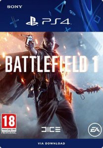 BATTLEFIELD 1 PS4 - MÍDIA DIGITAL