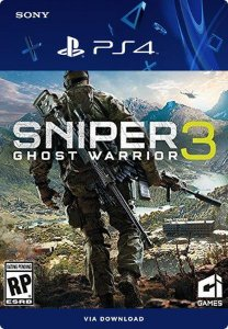 Sniper Ghost Warrior 3 Season Pass PS4 Mídia Digital