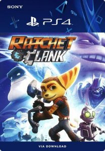 Ratchet & Clank PS4  Mídia Digital