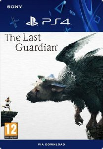 The Last Guardian Ps4 Mídia Digital