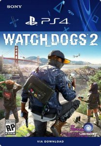 Watch Dogs 2 Ps4 Primária Original Mídia Digital