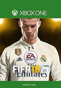 FIFA 2018 XBOX ONE  PORTUGUÊS MÍDIA DIGITAL
