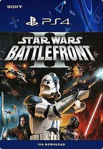 STAR WARS Battlefront II  Ps4 Mídia Digital