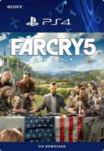 FAR CRY 5 Ps4 Mídia Digital