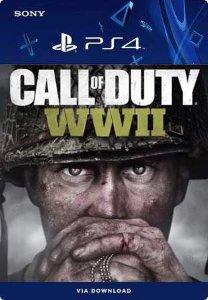 Call of Duty: WWII PS4 Mídia Digital
