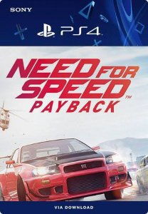 Need for Speed Payback Ps4 Mídia Digital