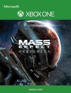 Mass Effect : Andromeda Xbox One Mídia Digital