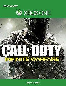 Call of Duty: Infinite Warfare Xbox One Mídia Digital