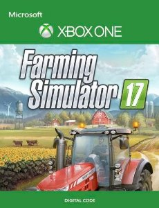 Farming Simulator 17 Xbox One Mídia Digital