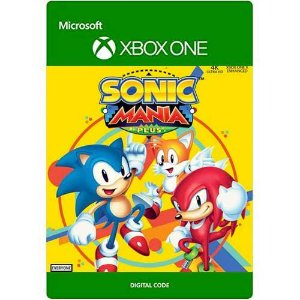 Sonic Mania XBOX ONE MÍDIA DIGITAL
