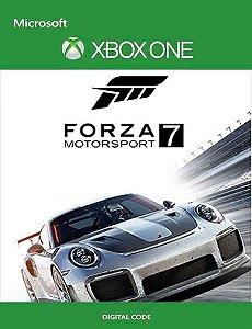 Forza Motorsport 7 Xbox One Mídia Digital