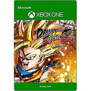 DRAGON BALL FIGHTERZ XBOX ONE MÍDIA DIGITAL
