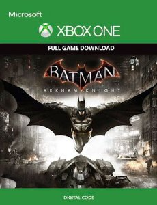 Batman: Arkham Knight Xbox One Midia Digital
