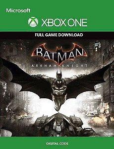 Batman: Arkham Knight Xbox One Midia Digital