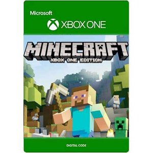 Minecraft Xbox One Midia Digital