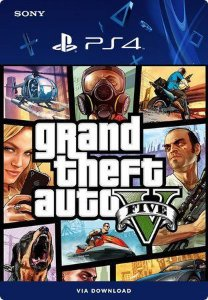 GTA 5 - Grand Theft Auto V PS4  Mídia Digital