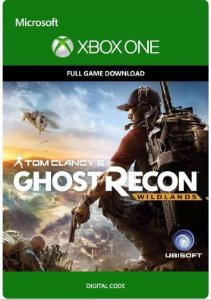 Tom Clancy's Ghost Recon Xbox One Código Digital 25 Dígitos