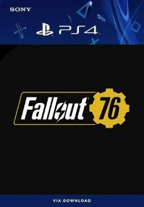 Fallout 76 Ps4 Mídia Digital