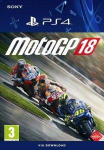 MotoGP 18 Ps4 Mídia Digital