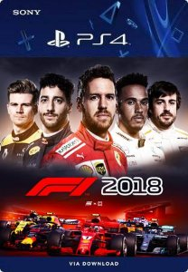F1 2018 Ps4 Fórmula 1 Mídia Dígital