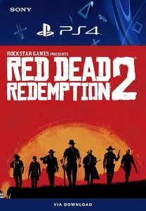 Red Dead Redemption 2 Ps4 Mídia Digital