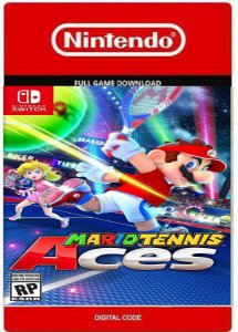 MARIO TENNIS ACES US NINTENDO SWITCH CÓDIGO DIGITAL ESHOP