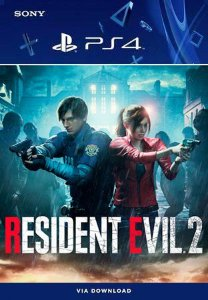 Resident Evil 2 PS4 Mídia Digital Primária Original