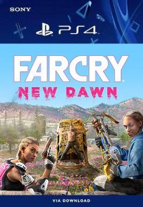 Far Cry New Dawn Ps4 Mídia Digital Primária Original