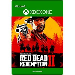 Red Dead Redemption 2 Xbox One Mídia Digital