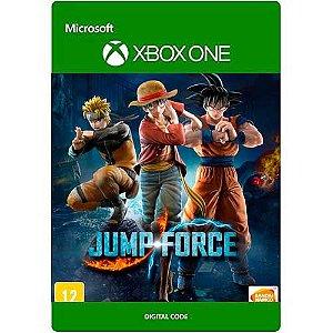 Jump Force Xbox One Mídia Digital