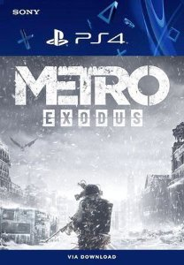 Metro Exodus Ps4 Mídia Digital