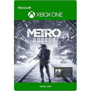 Metro Exodus Xbox One Mídia Digital