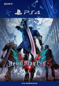 Devil May Cry 5 Ps4 Mídia Digital Original