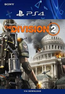 Tom Clancy's The Division 2  Ps4 Mídia Digital Original