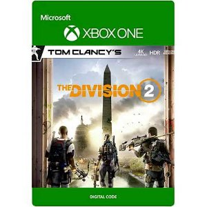 Tom Clancy's The Division 2 Xbox One Mídia Digital