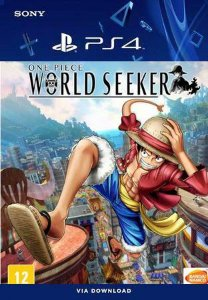 ONE PIECE World Seeker Ps4 Mídia Digital Original