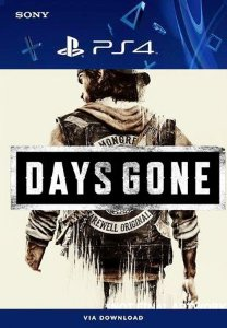 Days Gone Ps4 Mídia Digital Pré Venda