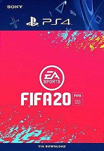 FIFA 20 Ps4 Mídia Digital