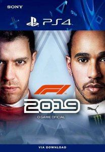 F1 2019- Formula 1 Ps4 Mídia Digital
