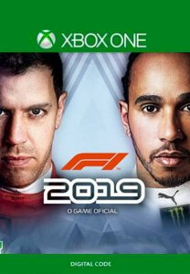 F1 2019 Xbox One Mídia Digital
