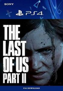 The Last of Us Part II Ps4 Mídia Digital