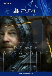DEATH STRANDING PS4 MÍDIA DIGITAL