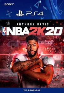 NBA 2K20 PS4 MÍDIA DIGITAL
