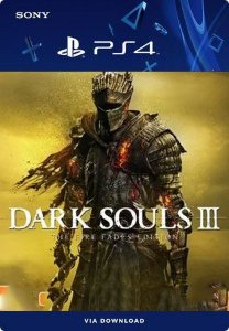DARK SOULS III PS4 MÍDIA DIGITAL