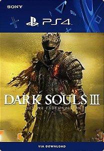 DARK SOULS III PS4 MÍDIA DIGITAL