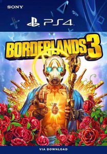 Borderlands 3 PS4 mídia Digital