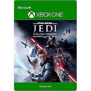 STAR WARS Jedi: Fallen Order Xbox One Mídia Digital