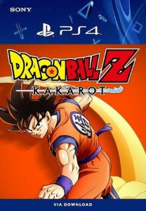 Dragon Ball Z: Kakarot  Ps4 Mídia Digital
